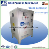 Sterilizzatore del generatore dell'ozono per industria alimentare