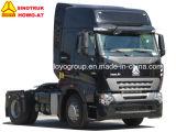 Sinotruk HOWO-A7 371HP 4X2の競争のトラクターのトラックの価格