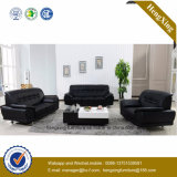 Sofá moderno de la oficina del sofá del cuero genuino de los muebles de oficinas (HX-SN041)