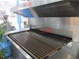 Prezzi infrarossi del forno dell'aria calda della macchina industriale del forno a tunnel elettrici (ZMS-2D)