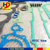 Nuevo tipo junta de J05c del motor del kit de la junta del reacondicionamiento