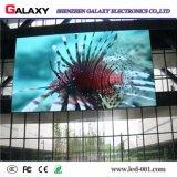 P3 de interior de aluminio a presión la pantalla/el panel/la visualización de la fundición LED