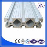 La alta calidad &Size el perfil de aluminio de la protuberancia de Customied 6061-T5