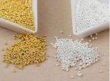 2016 جديدة وصول [5غ] فضة نوع ذهب مسمار معدنيّة كافيار يميل خرزة في مرطبان لأنّ [3د] مسمار فنّ زخرفة تدريم أدوات ([0.8مّ] نوع ذهب)