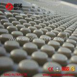 De goedkope Versterkte Fabrikant van de Plaat van de Pers van de Filter van het Polypropyleen (pp)