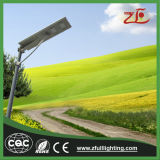 ¡Luz de la carretera de la energía solar/de calle de la autopista sin peaje! la luz de calle solar integrada 40W instala en la altura 8meters
