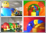 Traforo a forma di della gorilla gonfiabile dei nuovi prodotti per i giochi (T5-205)