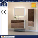 Горячая продавая тщета мебели ванной комнаты меламина лоска белая смешанная