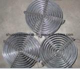 PVC 코팅 강철 팬 가드 모터 팬 석쇠