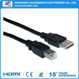 USB 3.0 남성 AM에서 USB 3.0 B 유형 남성 Bm
