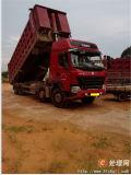 [420هب] [هورس بوور] كبيرة ثقيلة - واجب رسم شاحنة مع حجر غمار جميل