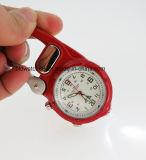 اليابان حركة [كربينر] مصغّرة مشبك [ميكروليغت] ساعة لأنّ خارجيّ