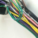Harness de cableado automotor del ordenador del harness del alambre del cable del cable eléctrico F505 del alambre del harness del coche del harness audio auto del alambre