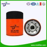 Barramentos e filtro de petróleo pH8316 das peças sobresselentes do filtro dos caminhões