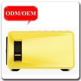100%デジタル在庫の完全な3Dホームシアター映画党工場価格プロジェクターが付いている元の携帯用Picoの小型ポケットLED Yg300プロジェクター