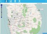 Sistemas de seguimiento del GPS del vehículo GPS auto que siguen los dispositivos Xy-206AC