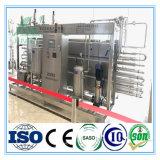 Sterilisator van de Buis van de Sterilisator van de Melk van het Type van Plaat van de Sterilisator van het Sap van UHT de Tubulaire
