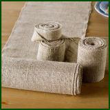 Rodillo 100% de la tela del yute de la fibra del yute (60*70)