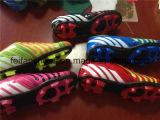 子供のサッカーは蹄鉄を打つフットボールのスポーツの靴(FFSC1111-02)に