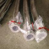 스테인리스 물결 모양 유연한 금속 배관