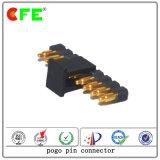 High Life Cycles Conector carregado com mola de 9 pinos com caixa