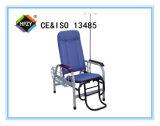 Silla azul Plástico-Pintada (con vaporizador) alta calidad de la transfusión D-4