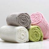 100%年の綿のホームまたはホテルの表面/浴室/手タオル