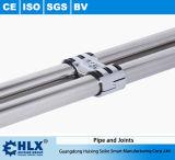 Lager-Speicher-Zahnstangen-Mager-Rohr mit Metall verbindet Hlx-PP003