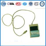 Medidor inteligente do volume de água com função pagada antecipadamente pelo smart card do RF