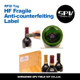 HF-Anti-Fälschenkennsatz Ntag216 ISO14443A für Wein-Management