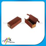 Personalizado Caixa de presente de jóias de madeira de alta qualidade personalizada
