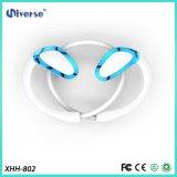 FCC estereofónico sem fio de RoHS do Ce dos auriculares do esporte de Bluetooth da prova doce da alta qualidade