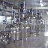Réservoirs de réaction d'acier inoxydable