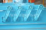 Блок кирпича цемента Hydraform полый конкретный делая цену машины