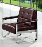 Hot Sales High Quality Popular Design Office Sofá 8801 # em estoque 1 + 1 + 3