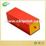 Cadre de papier de glissière d'étalage de carton pour la boîte à thé (CKT-CB-313)