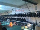 Indicatore luminoso della lavata della parete del DJ 108*3W LED della fase di Nj-L108c
