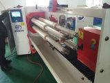 PLCの制御およびタッチ画面の粘着テープの打抜き機