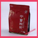 L'aliment pour animaux familiers personnalisé de sac de huit Bord-Cachetages met en sac des sacs de conditionnement des aliments