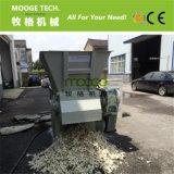 Machine en plastique de défibreur de perte simple d'arbre de Mooge