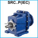 Reductiemiddel van de Snelheid van de Versnellingsbak van de Reeks van Src het Spiraalvormige met Motor
