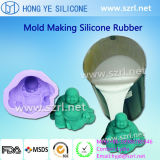 Gomma liquida del silicone di RTV per le muffe della pietra decorativa