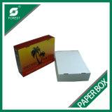Напечатанная таможней прочная бумажная коробка упаковки