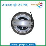 316 indicatore luminoso subacqueo dell'acciaio inossidabile LED