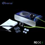 Azul estéreo sin hilos de Earbuds del auricular de los auriculares del receptor de cabeza de Bluetooth 4.1 del deporte