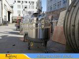 Réacteur à réservoir chauffant en spirale de tuyauterie 2000L avec agitateur d'ancre