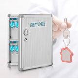 Шкаф коробки 32 ключей обеспечивает алюминий комбинации держателя стены