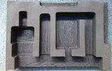 Choque preto de EVA que amortece o fornecedor da gravura de EVA Neto da produção de materiais do empacotamento