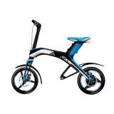 bici eléctrica de la C.C. de 300W 48V del motor del equilibrio plegable sin cepillo de la movilidad (SZE300B-1)