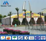 Firmenzeichen gedruckt, Zelt-Ausstellung-Zelt mit Belüftung-Gewebe bekanntmachend